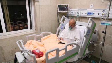 تصویر از آخرین وضعیت جسمانی شیخ انصاریان