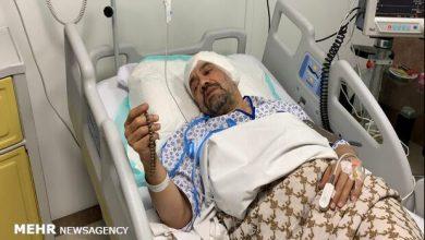 تصویر از محمود کریمی تحت عمل جراحی قرار گرفت/ پرهیز از مداحی تا ۶ ماه