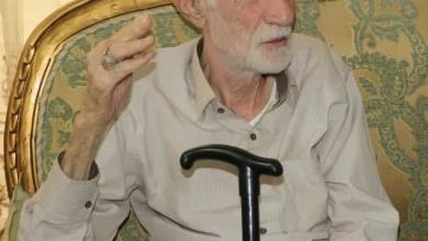 تصویر از استاد محمد خراطی دار فانی را وداع گفت