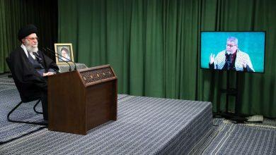 تصویر از دیدار مجازی جمعی از مداحان اهل بیت(ع) با رهبر معظم انقلاب