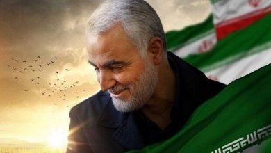 تصویر از سخنرانی شهیدحاج قاسم سلیمانی به مناسبت سالگرد عملیات فتح المبین