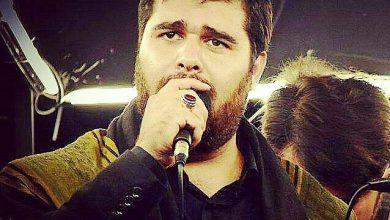 تصویر از حاج حسن عزتی از مداحان اهل بیت علیه السلام عزادار شدند