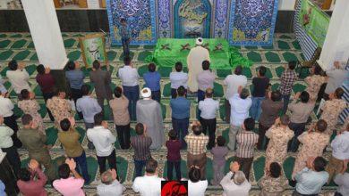 تصویر از نماز جماعت مساجد در ماه رمضان دایر است