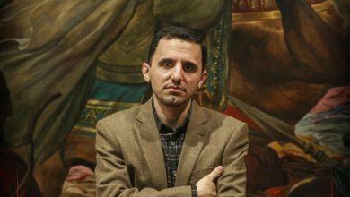تصویر از «حسن روحالامین» چهره هنر انقلاب ۹۸شد
