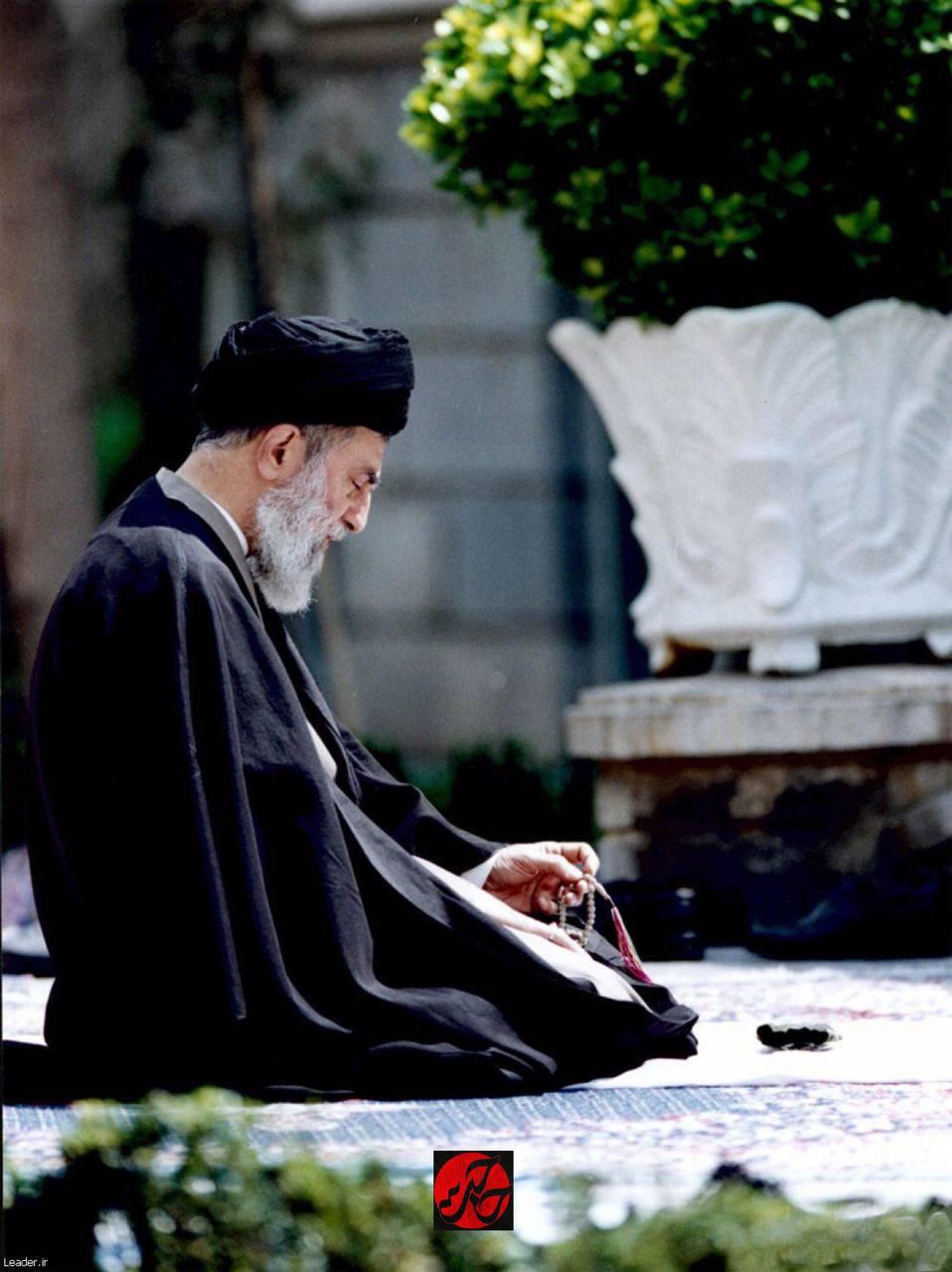 تصویر از نماز را سبک نشماریم
