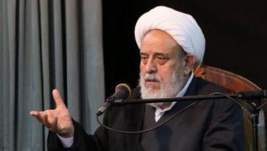 تصویر از برنامه سخنرانی استاد شیخ حسین انصاریان در ماه مبارک رمضان