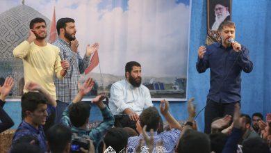 تصویر از گزارش تصویری جشن اعیاد شعبانیه در مسجد ولیعصر کرج