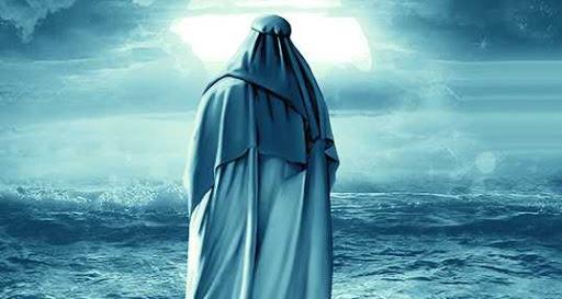 تصویر از دستها سمت آسمان بلند است بیا، لیلهالقدر به اندوه تو بشکست بیا