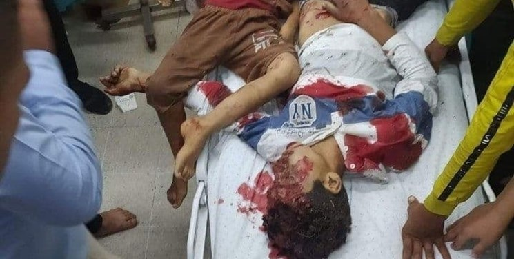 تصویر از شهادت ۲۵ فلسطینی در غزه و پاسخ کوبنده مقاومت