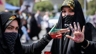 تصویر از اجتماع ضدصهیونیستی در مسجدالاقصی تهران