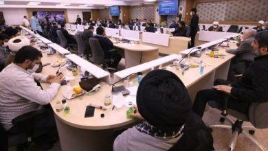 تصویر از گردهمایی ۳۰۰ مداح کشوری در همایش ملی «الیالحبیب»