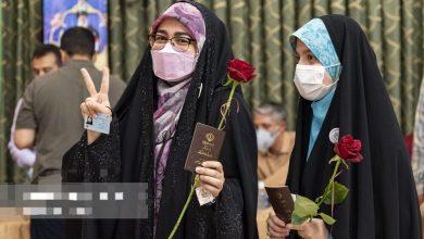 تصویر از گزارش تصویری از انتخابات امروز