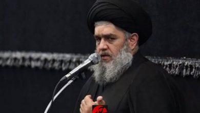 تصویر از حجت الاسلام مؤمنی: اگر انسان همه چیز را به خدا واگذار کند مصیبت دنیا برایش سخت نیست