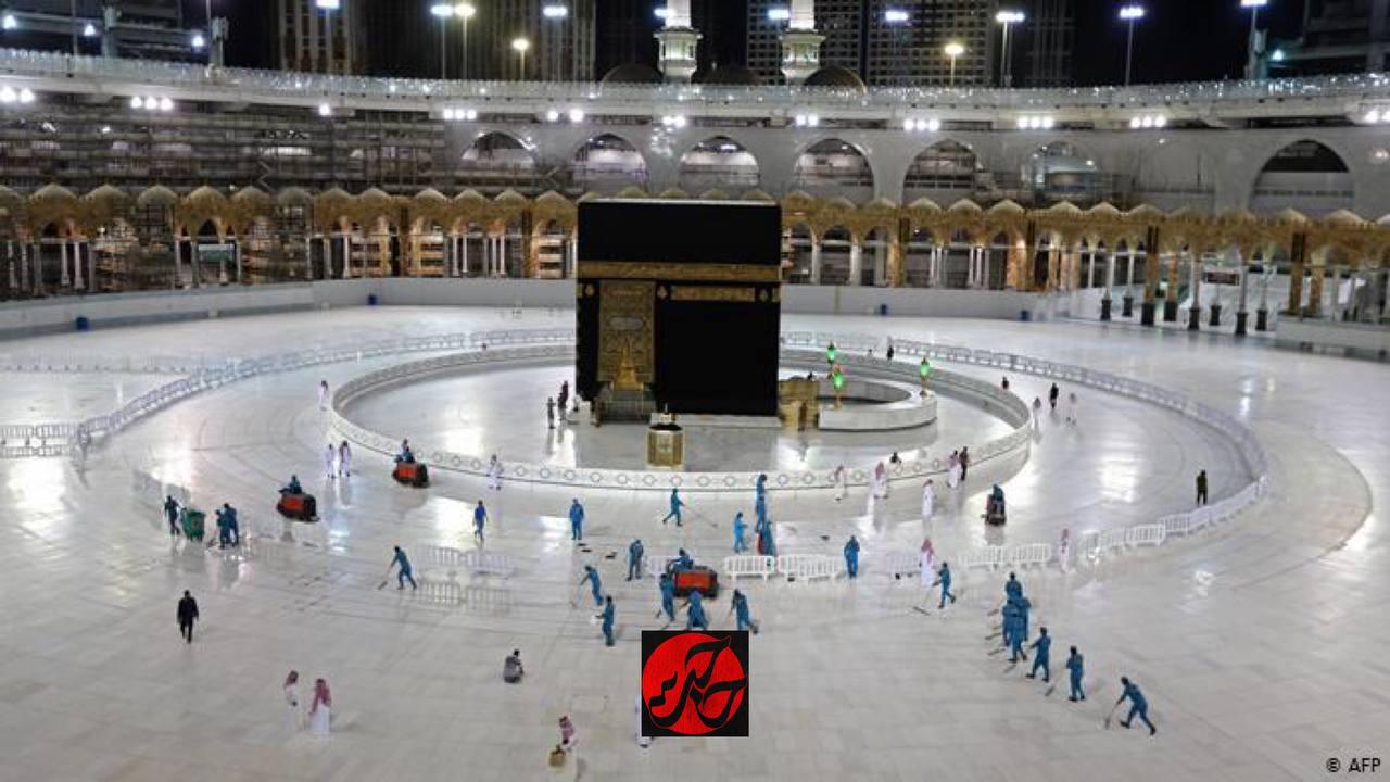 تصویر از محدود شدن حج امسال به شهروندان سعودی