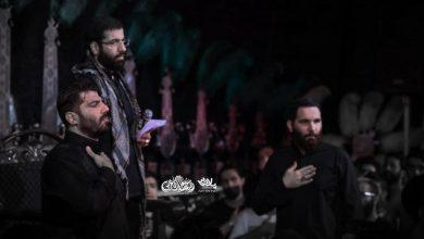 تصویر از گزارش تصویری شهادت امام صادق در هیئت عشاق العباس