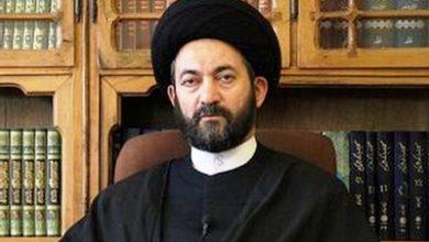 تصویر از واکنش امام جمعه اردبیل به تبریک گفتن روز تولد رهبری از سوی جناب فرماندار
